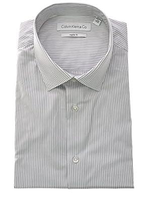 Men's Calvin Klein & Company Pinstripe Shirt