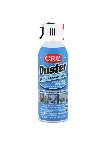 8 OZ DUSTER MOISTURE FREE DUST AND LINT REMOVER by Ors Nasco