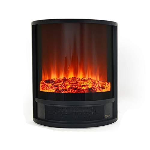 Cheap Liu Weiqin Electric Fireplace Household Heater Energy Saving - 21-30m2 Maximum Power: 1200W-2000W Heating Artifact Black Friday & Cyber Monday 2019