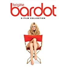 Brigitte Bardot Five-Film Collection (Naughty Girl / Love on a Pillow / The Vixen / Come Dance with Me / Two Weeks in September) (2007)