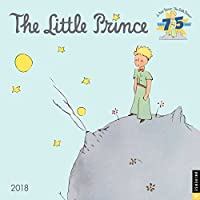 The Little Prince 2018 Calendar