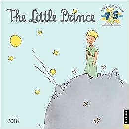 The Little Prince 2018 Calendar