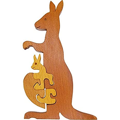 3df452f2 Amazon.com: Puzzle Master Kangaroo: Toys & Games