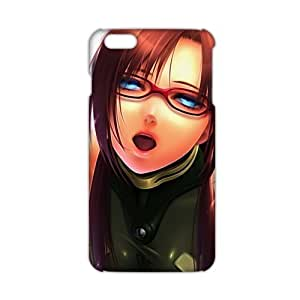 Sexy Neon Genesis 3D Phone Case for iPhone 6 Plus