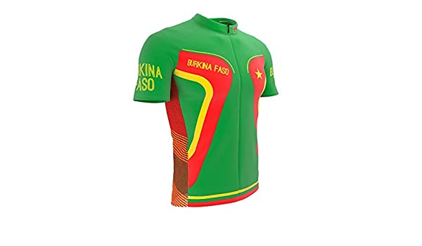 ScudoPro Burkina Faso Technical T-Shirt for Men and Women