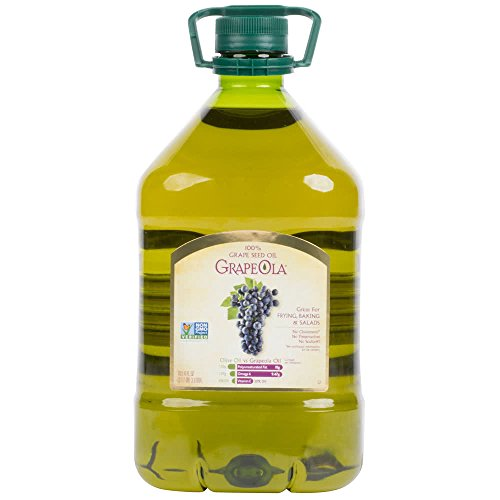 GrapeOla Grapeseed Oil, 3 Liter ()