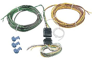 amazon com 4 way wiring harness automotive 4 way wiring harness