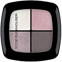 EDDIE FUNKHOUSER Hyperreal Eye Color Palette, Eye Shadow Palette, Bedroom Eyes, NET WT. 4 X 2 g / 0.07 oz.
