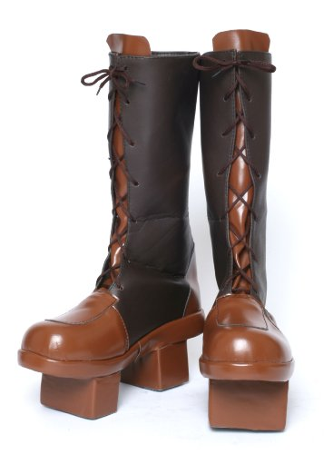 Senbonzakura Miku Costume ([Cosplay] boots Senbonzakura Hatsune Miku cosplay costume boots shoes VOCALOID Miku 24cm (japan import))
