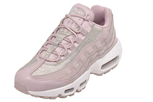 - Nike Women's W Air Max 95 SE, Particle Rose/Particle Rose, 10 M US