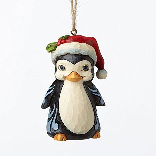 Heartwood Christmas Penguin Ornament 4053850