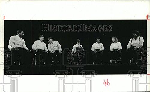 - Vintage Photos 1985 Press Photo Houston Opera Studio Perform Meredith Monk's Dolmen Music