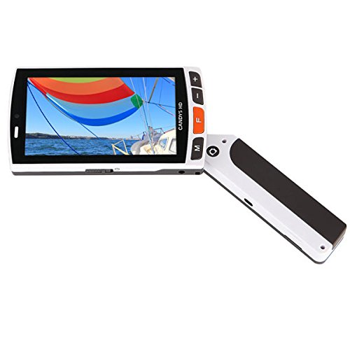 CANDY 5 Portable HD Video Magnifier - 2x-22x by HIMS