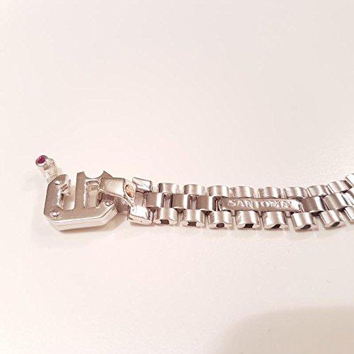 Bracelet santoma 'Homme B4/314B Argent Rubis