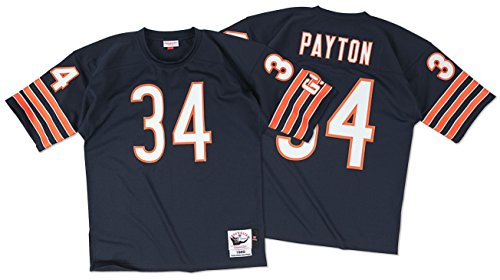 Mitchell & Ness Chicago Bears 1985 Walter Payton Authentic Throwback Jersey Size 52 ()