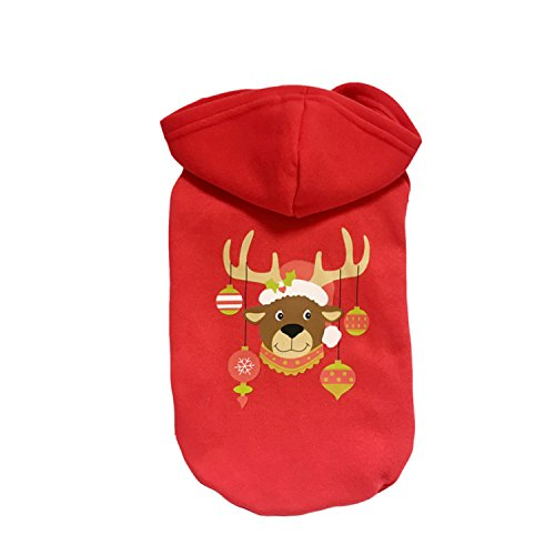 Karate Dog Halloween Costumes (Warm Pet Dog Costume Pet Dog Clothes Puppy Christmas Gifts Small Dog Coat)