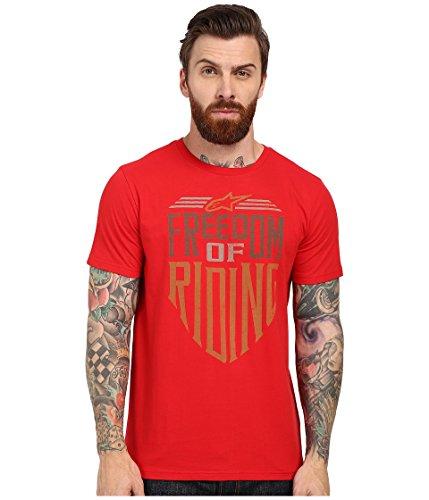Alpinestars Mens Freedom Short Sleeve Shirt