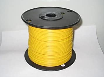 Amazon duplex 22 awg gauge solid copper pvc insulated wire 2 duplex 22 awg gauge solid copper pvc insulated wire 2 500 ft fw22d seminole greentooth Choice Image