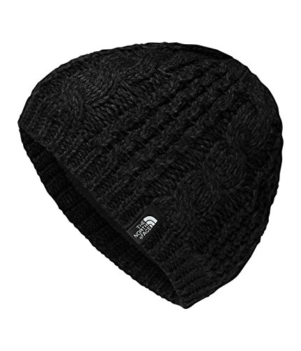 North Face Women Hats (THE NORTH FACE Cable Minna Beanie Women | TNF Black (NF0A358A) (O/S))