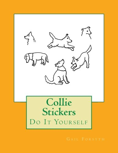 Collie Stickers: Do It Yourself