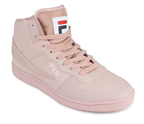 Woodrose Mid Fila Base 2 Shoes Women Sneakers Falcon H8HRU