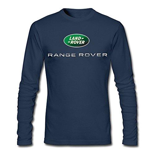 go Long Sleeve T-Shirt Navy (Rover Tee)