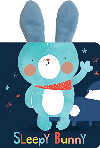 Sleepy Bunny: Board Books with Plush Ears (Snuggles)