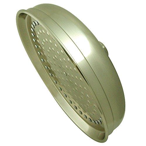 UPC 663370084157, Elements of Design Hot Springs DK1258 Rain Drop Shower Head, 10-Inch, Satin Nickel