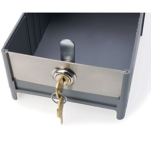 Stainless Steel Medication Box Cam Lock