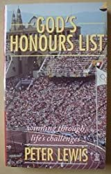 God's Honours List (Hodder Christian paperbacks)