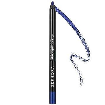 SEPHORA COLLECTION Contour Eye Pencil 12hr Wear Waterproof 0.04 Oz 29 My Boyfriend s Jeans – Electric Blue