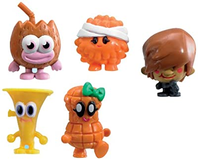 Moshi Monsters Series 4 Moshling Collectable Figures from Vivid Imagination