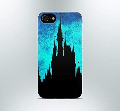 Amazon Com Inspired By Disney Castle Iphone Case 7 Plus X Xr Xs Max