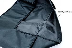 Case Wonder Anti Estático Resistente al Agua Nylon Fabric Printer Protector de la Caja Cubierta de Polvo Protector para HP ENVY 4520 / 4500 / 4502 / ...