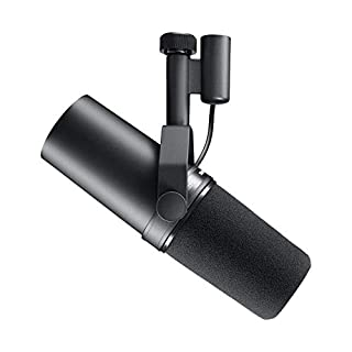 Shure SM7B Vocal Dynamic Microphone, Cardioid (B0002E4Z8M) | Amazon price tracker / tracking, Amazon price history charts, Amazon price watches, Amazon price drop alerts