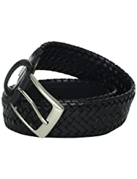 Lee Men's Comfort Stretch Braided Belt