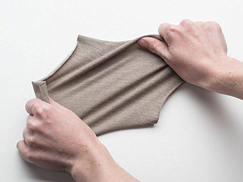 Adafruit Knit Jersey Conductive Fabric - 20cm square [ADA1364] - Silk Fabric Knit Jersey