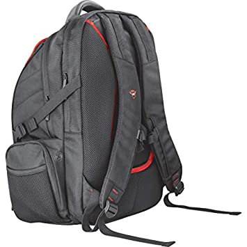 Trust GXT 1250 Hunter Gaming Backpack Designed with Dedicated compartments – Black