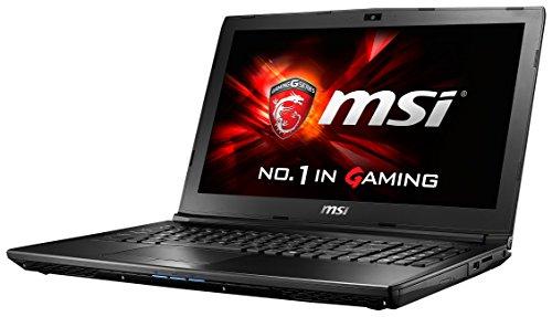MSI GL62 6QF-627 i7 15.6 inch Black