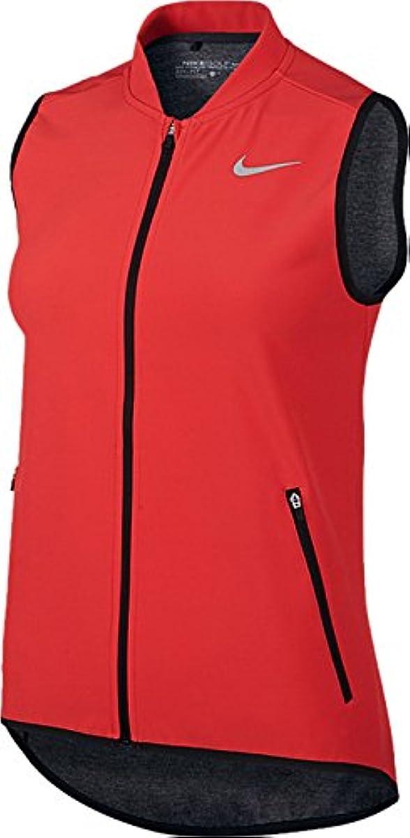[해외] [나이키]NIKE 골프 컴포지트 베스트 우이맨즈 M(신장150-165CM) 국내 정규품 발수 베스트 802891 레드