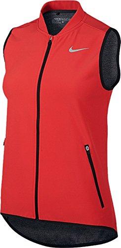 [ナイキ]NIKE ゴルフ コンポジットベスト ウイメンズ M(身長150-165cm) 国内正規品 撥水ベスト 802891 レッド