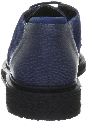 Chaussures femme Xyxyx XY22022 montantes Smog Kiel Iris Loafer Bleu EqxSIxO4w