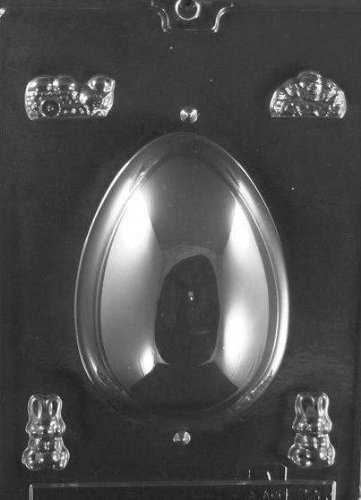 Panoramic Egg Candy Mold Part A