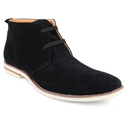 Shoes Click ,  Herren Desert Boots Schwarz