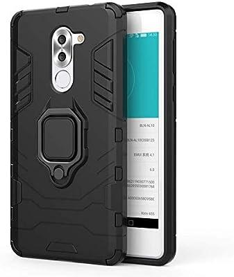Huawei Honor 6X Funda, CHcase 2in1 Armadura Combinación A Prueba ...