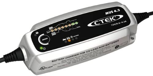 CTEK Fully Automatic Battery Charger