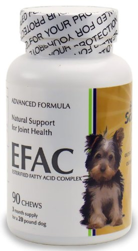 EFAC Joint Health Advance Formula for Dogs (90 Chews), My Pet Supplies