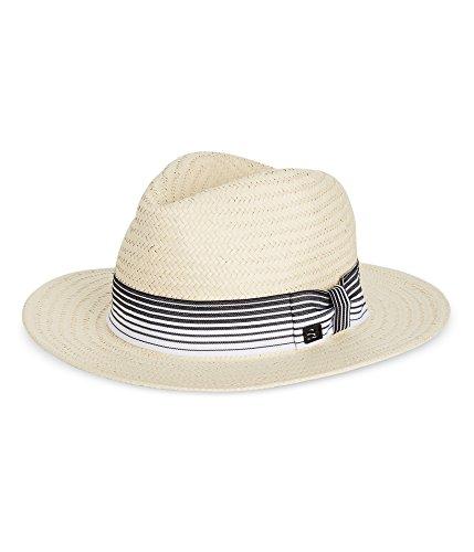 Sean John Men's Grosgrain Panama Hat (Large/X-Large)