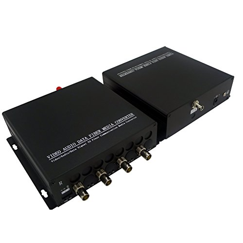 nt Channels 3G/HD/SD-SDI over one fiber, 4K SDI fiber extender, supports 4K/UHD resolutiona at 60fps with CWDM multiplexer ()