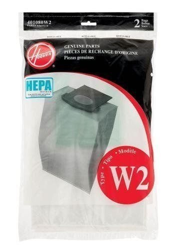 Hoover W2 Filter Bags - 9